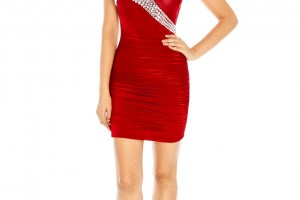 Millie Dress Red Front 2